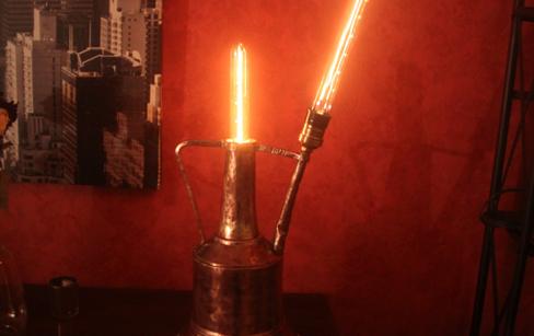 Arrosoir-Cruche Cuivre XVIIIe
