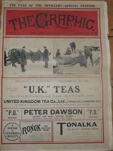 The Graphic Feb 9th 1917