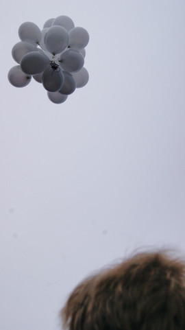 Up in the Air, tethered balloons