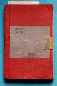 CGJ notebook