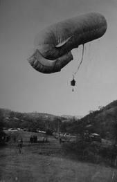 Balloon ascending
