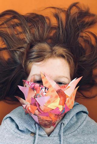 Ella VdH - Mondmasker