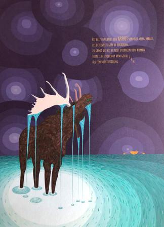 Joppe C - Illustratieve poster