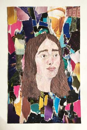 Emma S - zelfportret