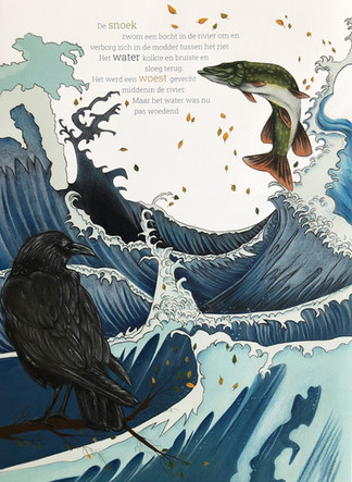 Soraya DR - Illustratieve poster