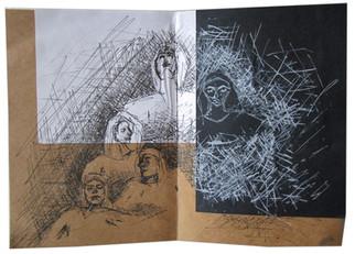 Aster M - Grafisch dagboek