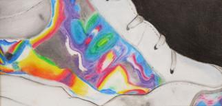 Morena G - Detail in pastel
