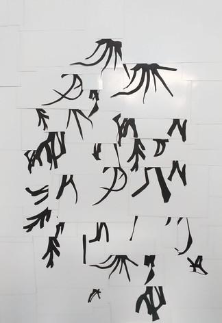 Art VH - On paper