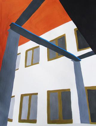 Fien F - Architecturale abstracti