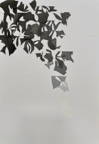 Hannah W - On paper