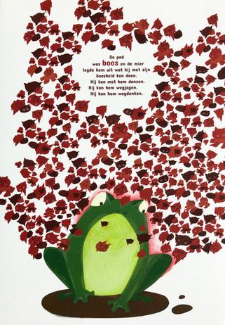 Anna VDV- Illustratieve poster
