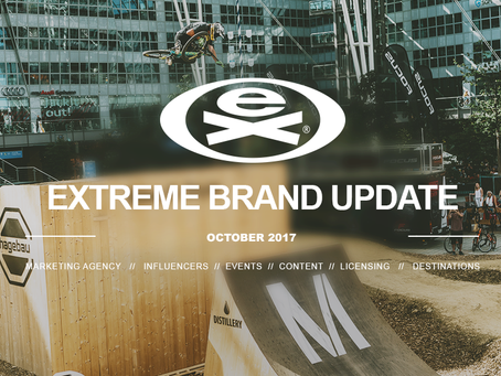 EXTREME BRAND UPDATE | OCTOBER 2017