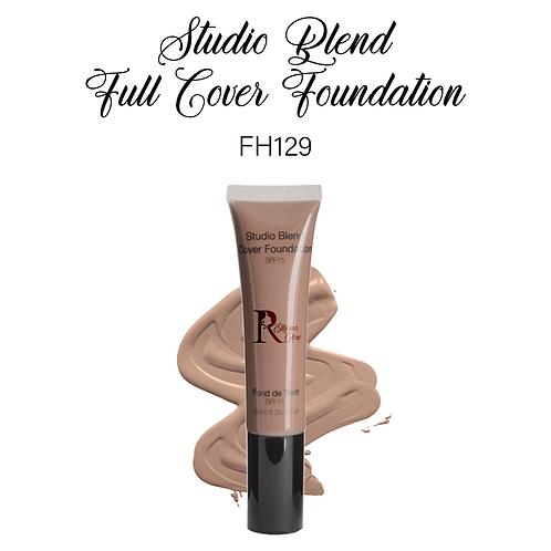 Studio blend full cover foundation