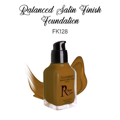Balanced Satin Finish Foundation