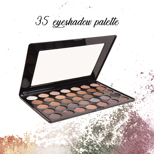 35 Eyeshadow palette
