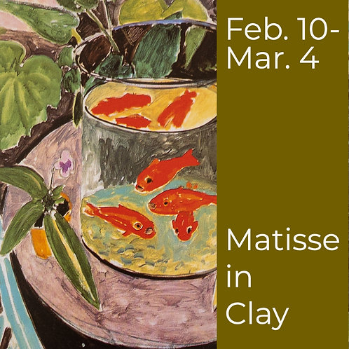 Matisse in Clay