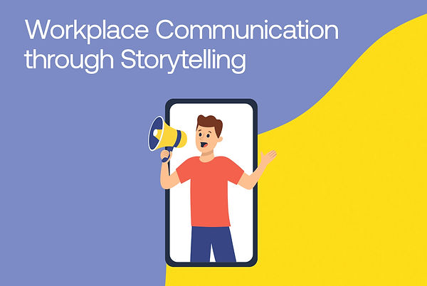 Workplace Communication through Storytel