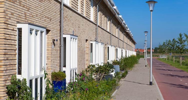 Nieuwbouw gaat woningmarkt niet verlichten