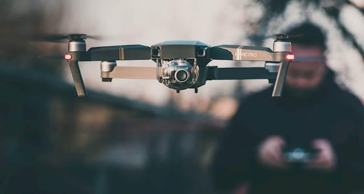 Vliegen met een drone? Registratie straks verplicht