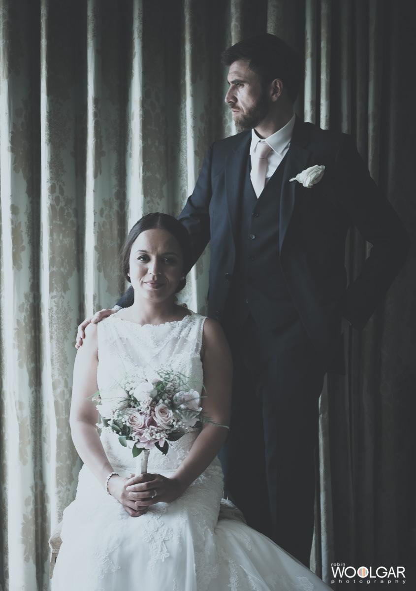 Matt and Jodie. Warwick House