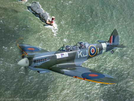 A SPITFIRE FLIGHT FOR £20?