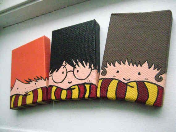 Harry Potter - Golden