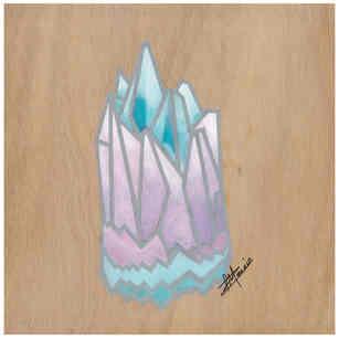 Pastel Crystal