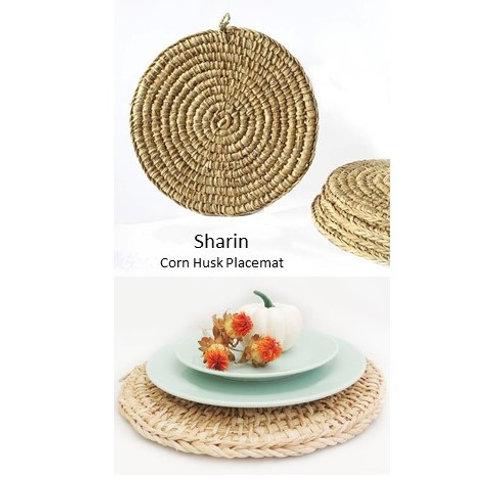 Sharin - Corn Husk Placemat
