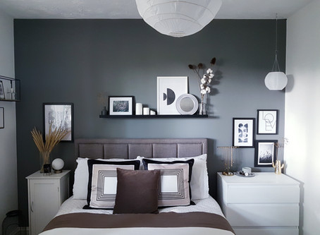 My Top 3 Tips To Create A Relaxing Bedroom