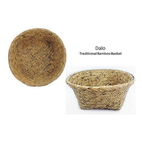 Dalo - Traditional Bamboo Basket