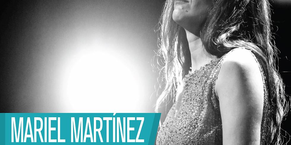 Mariel Martínez en Buenos Aires