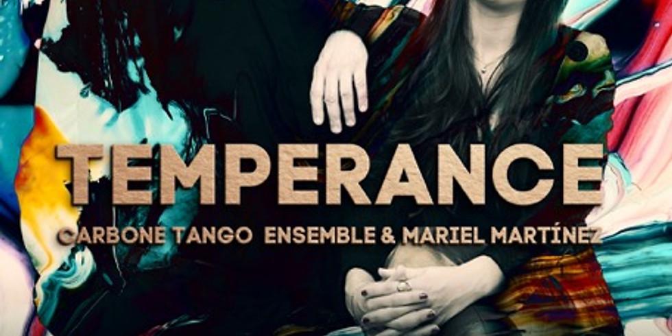 Mariel Martínez & Fabian Carbone as 'Temperance'