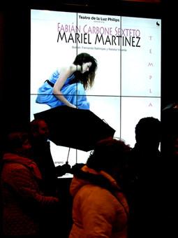 Templanza Nuevo Disco de Mariel Martinez