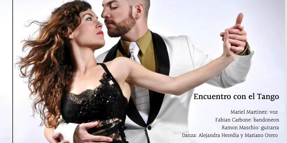 Encuentro con el Tango en Carboneras