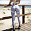 Thumbnail: Workout Leggings Mujer Elastic Slim Pants Push Up Leggings for Fitness