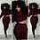 Thumbnail: Winter Sexy Fashion Design Casual Long Pants Two Pieces Rompers Women Jumpsuit S