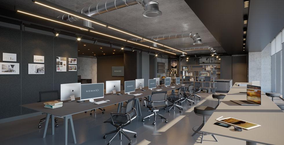 Nomadk Work Stations