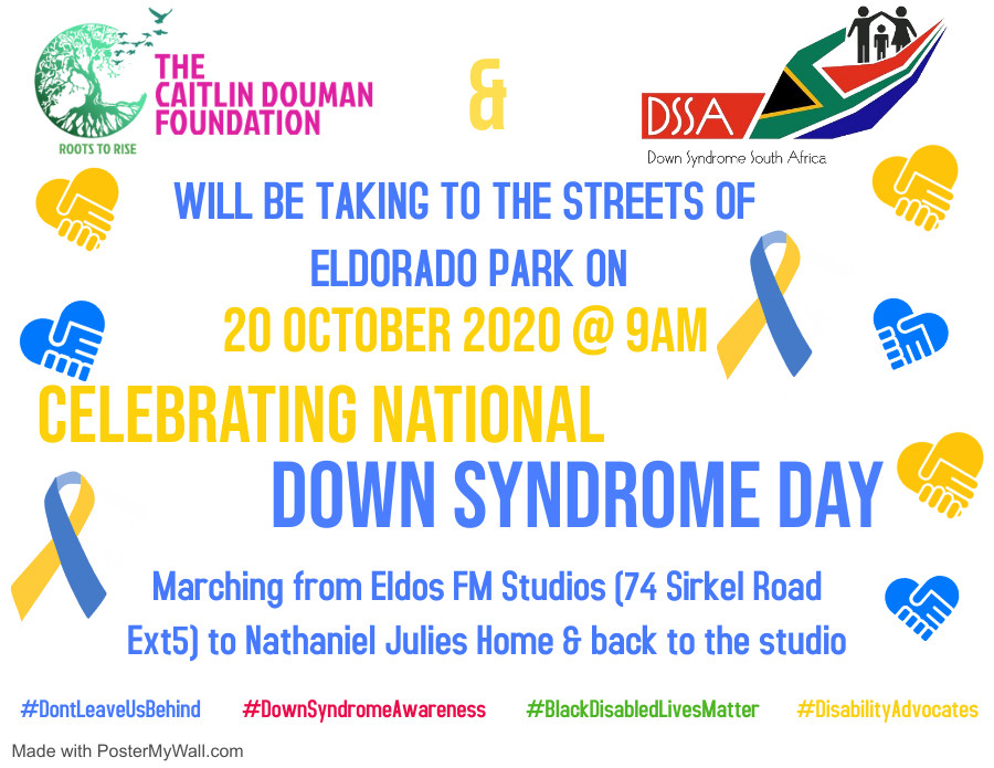 Copy of World Down Syndrome Day 2020 - M