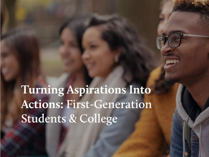 First-Generation Students: Practical Tips for College Admissions