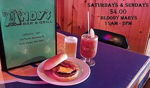 Saturday & Sunday - $4 Marys.jpg
