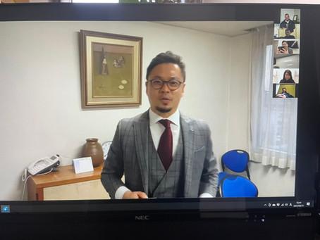 会員増強事業: YEG活動内容動画試写会を開催しました。