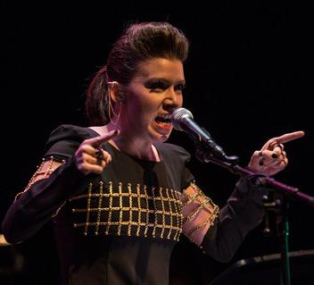 Lizzie: In Concert {Emma Borden}