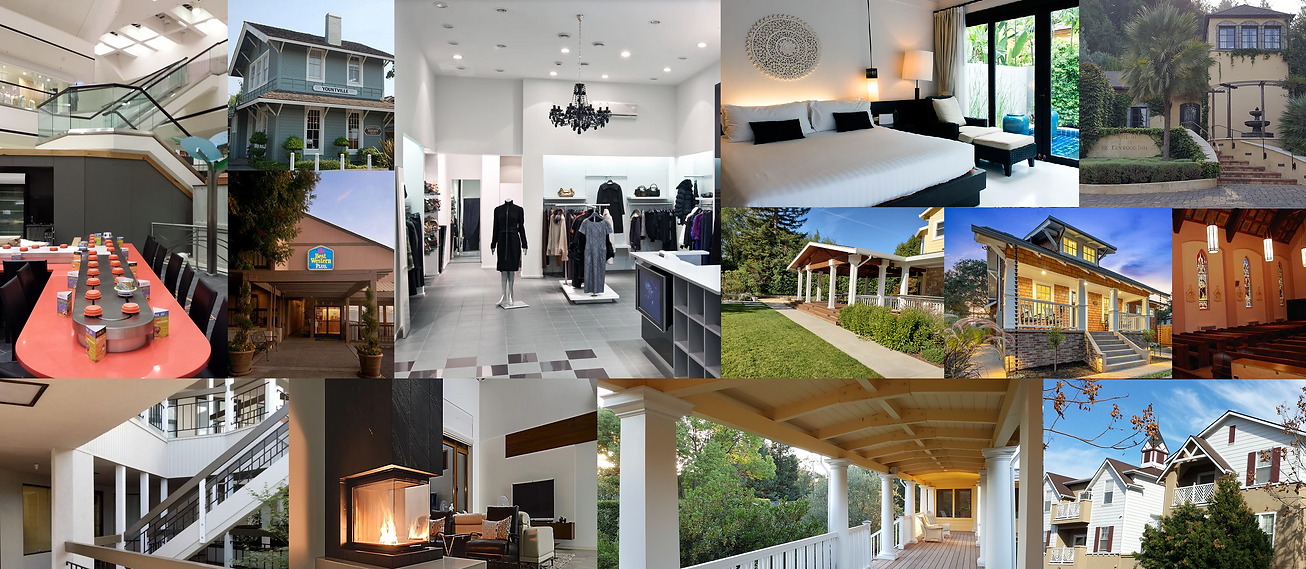 collage for quality paint contractor web