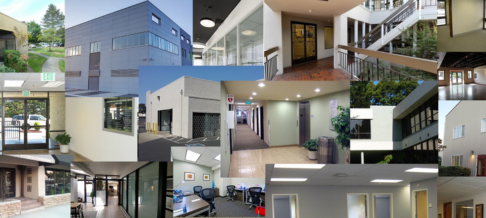 Office Buildings / Office Space