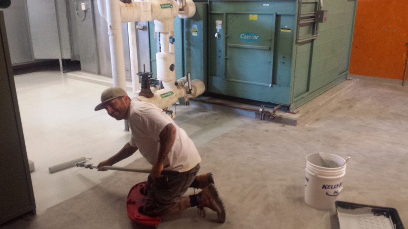 USCG Epoxy Floors