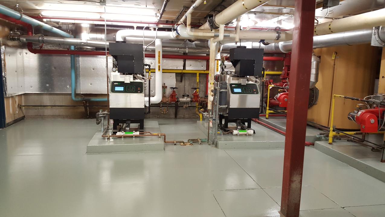 USCG electrical room