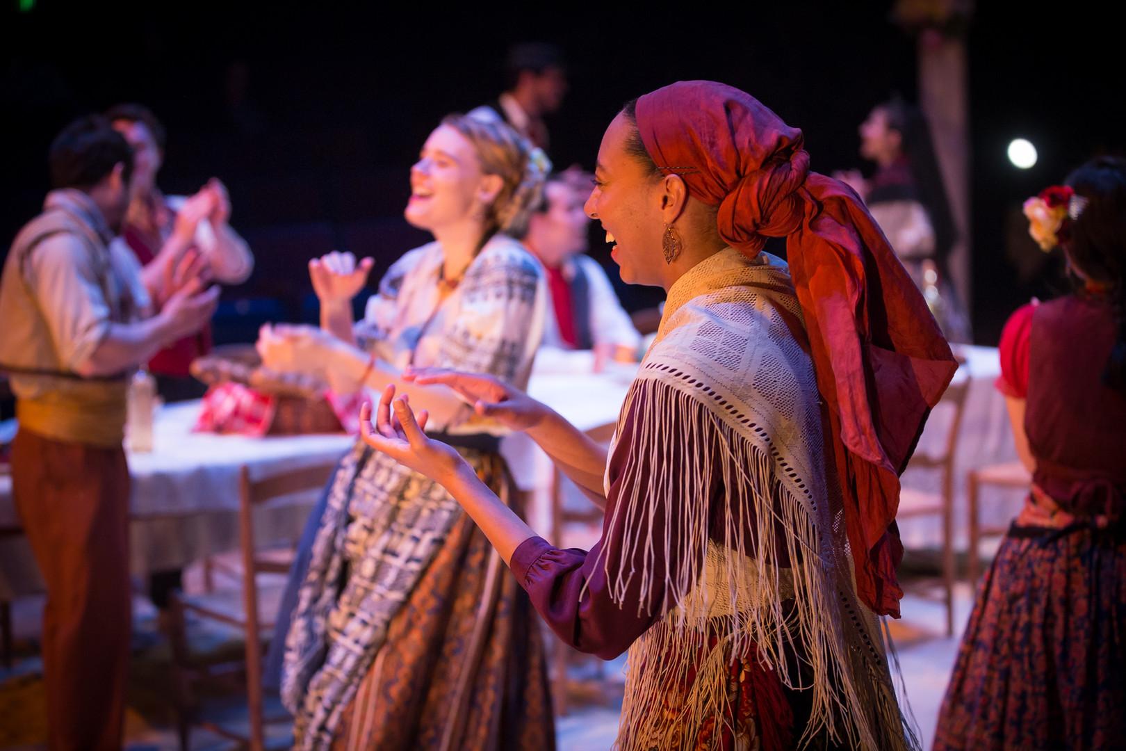 Blood Wedding by Federico Garcia Lorca Directed by Matt Dickson Rutgers Theatre Company