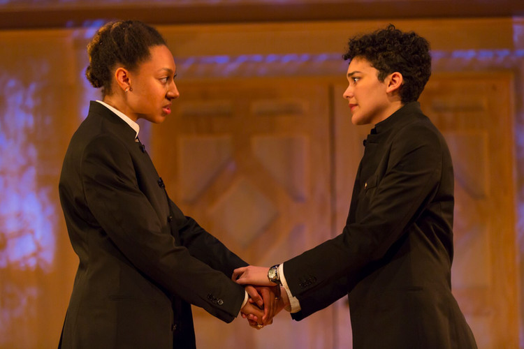 Julius Caesar by William Shakespeare Directed by Simon Dormandy Rutgers Theatre Company