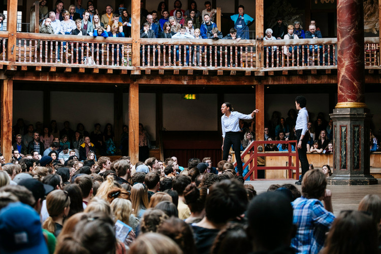 Julius Caesar by William Shakespeare Directed by Simon Dormandy Sam Wanamaker Festival, Shakespeare's Globe in London