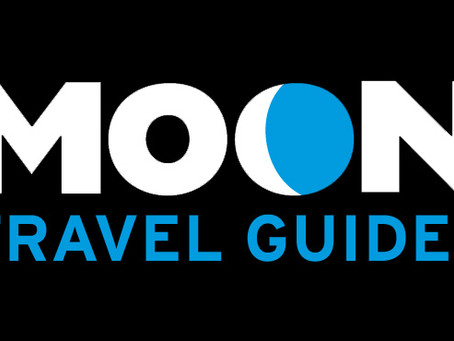 Remember Travel Guides? #moonpublications